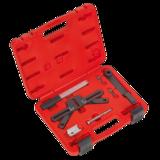 Sealey VSE5660 Diesel/Petrol Engine Flywheel Holding Tool - BMW, BMW Mini - Chain Drive