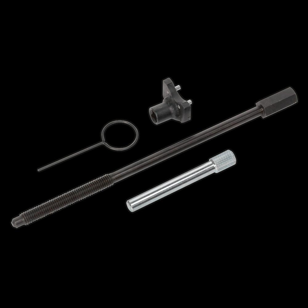 Sealey VSE5768 Belt Tensioner Tool Set - Hyundai, Mitsubishi, Proton - Petrol 1.6, 1.8, 2.0, 2.4, 3.0, 3.5 - Belt Drive