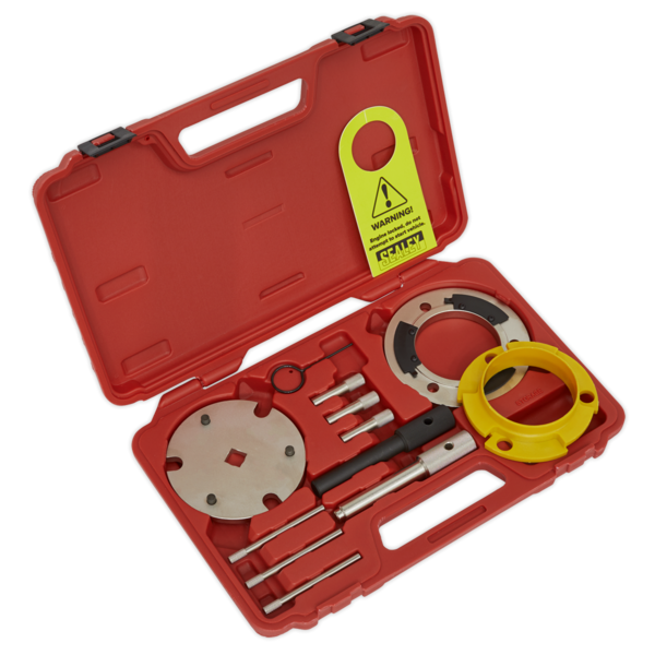 Sealey Diesel Engine Setting/Locking & Injection Pump Tool Kit Chain Drive Thumbnail 1