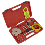Sealey Diesel Engine Setting/Locking & Injection Pump Tool Kit Chain Drive