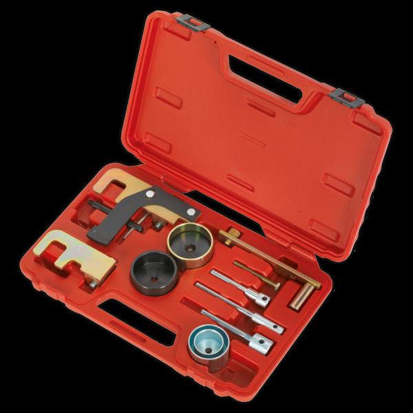 Sealey Diesel Engine Setting/Locking Kit Renault Nissan Suzuki Vauxhall/Opel Thumbnail 3