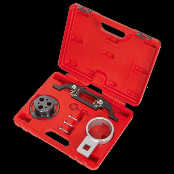 Sealey VSE5875 Petrol Engine Setting/Locking & Coolant Pump Kit - Vauxhall/Opel Thumbnail 1