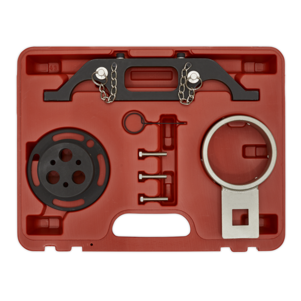 Sealey VSE5875 Petrol Engine Setting/Locking & Coolant Pump Kit - Vauxhall/Opel Thumbnail 2