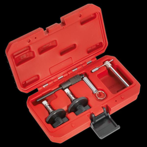 Sealey VSE5881A Diesel Engine Setting/Locking Kit - Alfa Romeo, Fiat, Ford, Lancia, Suzuki, Vauxhall/Opel 1.3D JTD(M)/TD Thumbnail 1