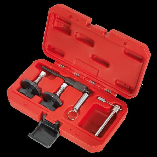 Sealey VSE5881A Diesel Engine Setting/Locking Kit - Alfa Romeo, Fiat, Ford, Lancia, Suzuki, Vauxhall/Opel 1.3D JTD(M)/TD Thumbnail 2