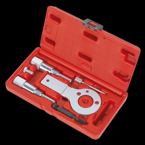Sealey VSE5886A Diesel Engine Setting/Locking Kit - Vauxhall/Opel, Saab 1.9D CDTi/TiD/TTiD, 2.0D CDTi - Belt Drive Thumbnail 2