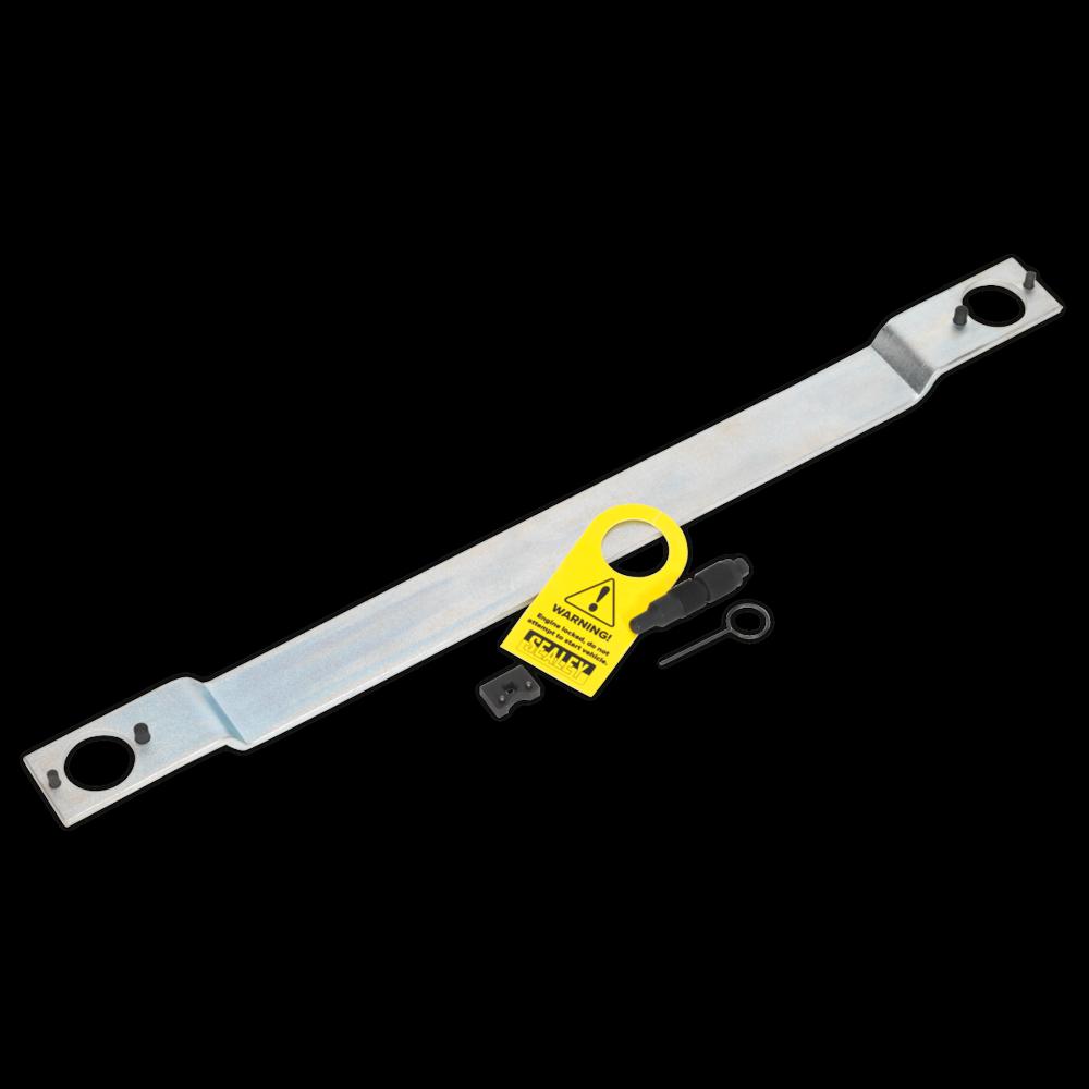 Sealey VSE5938 Petrol Engine Setting/Locking Kit - Audi, VW 3.7/4.2 V8 - Belt Drive