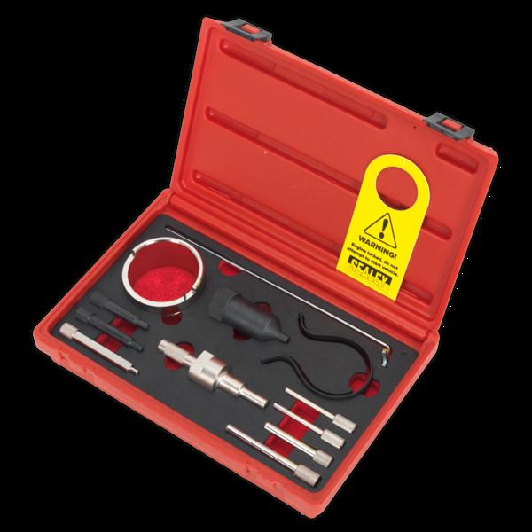 Sealey VSE5946 Petrol Engine Setting/Locking Kit Citroen, Peugeot Belt Drive Thumbnail 3