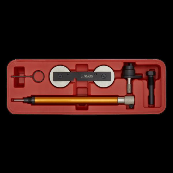 Sealey VSE5956A Petrol Engine Setting/Locking Kit - VAG 1.2, 1.4TFSi, 1.4, 1.6FSi - Chain Drive Thumbnail 3