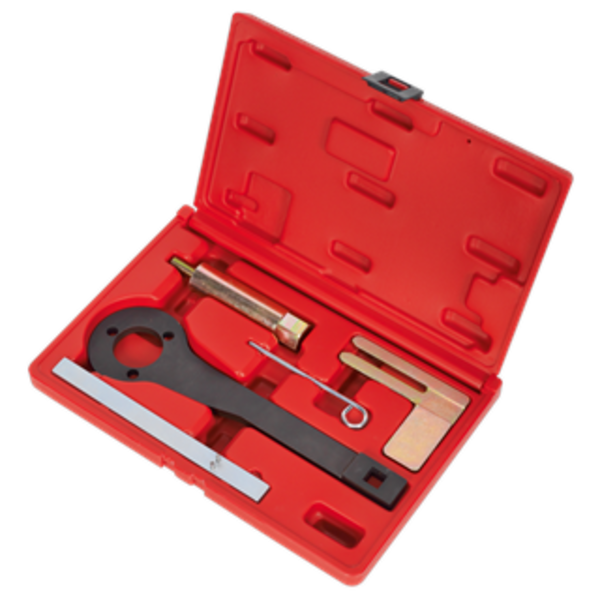 Sealey VSE6156 Petrol Engine Balance Shaft Alignment Tool Kit - BMW, BMW Mini, Citroen, Peugeot - Chain Drive Thumbnail 2