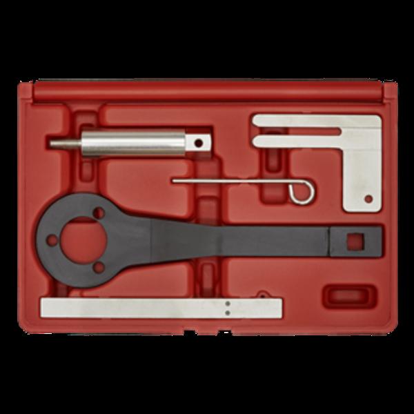 Sealey VSE6156 Petrol Engine Balance Shaft Alignment Tool Kit - BMW, BMW Mini, Citroen, Peugeot - Chain Drive Thumbnail 3