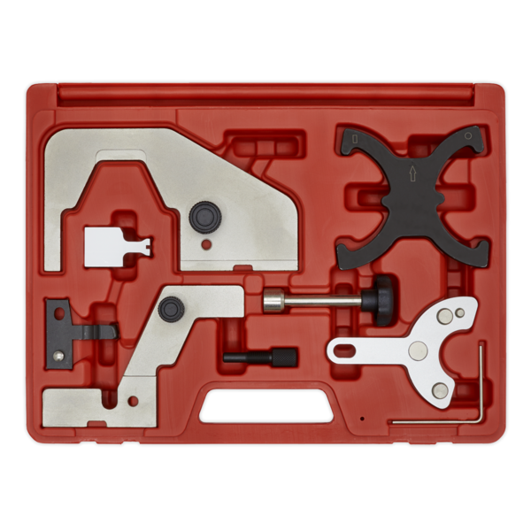Sealey Petrol Engine Setting/Locking Kit Ford, Volvo, Mazda 1.5, 1.6 & 2.0 Thumbnail 2