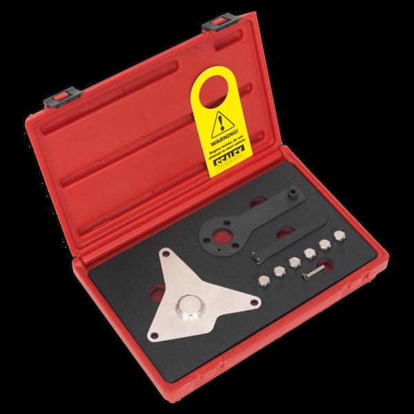 Sealey VSE6161 Petrol Engine Setting/Locking Kit Fiat 1.4 MultiAir Belt Drive Thumbnail 1