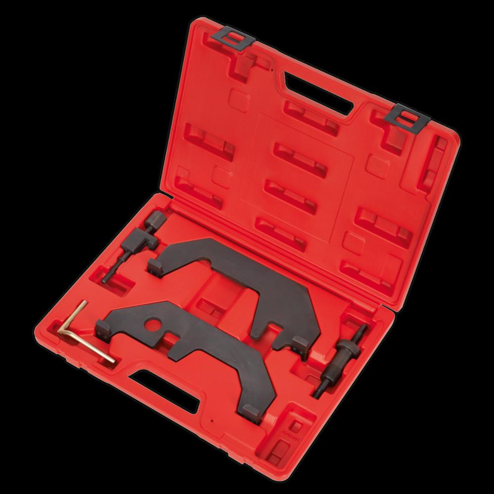 Sealey Petrol Engine Setting/Locking Kit - BMW N62/N62TU V8, N73 V12 Chain Drive