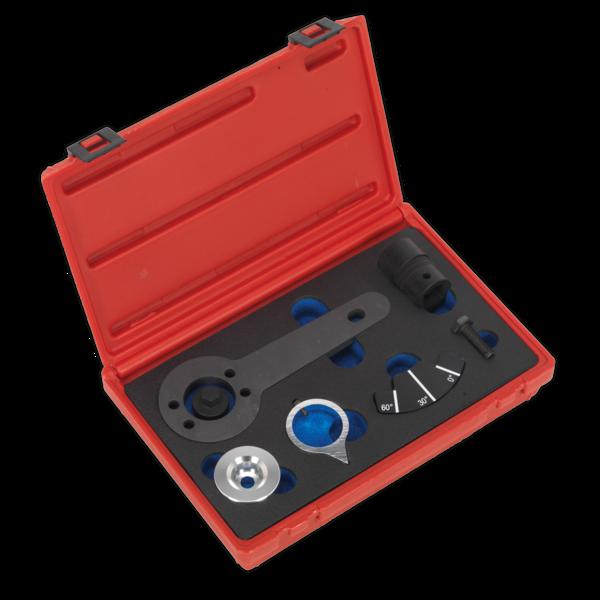 Sealey VSE6168 Crankshaft Pulley Bolt Installation Kit - BMW Thumbnail 1