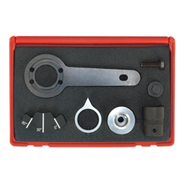 Sealey VSE6168 Crankshaft Pulley Bolt Installation Kit - BMW Thumbnail 3