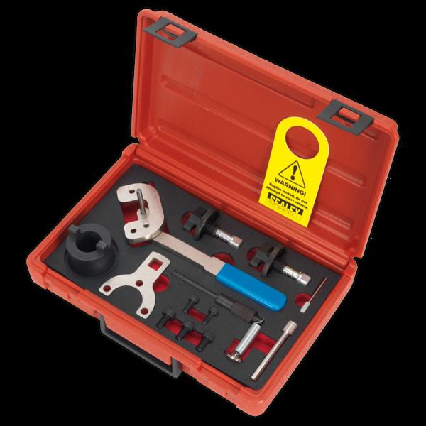 Sealey Diesel Engine Setting/Locking Kit Alfa Romeo Ford  PSA Suzuki Chain Drive Thumbnail 3