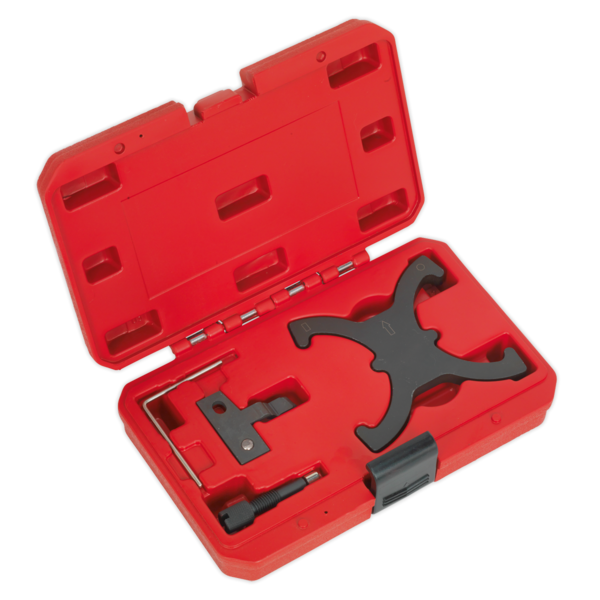 Sealey VSE6560 Petrol Engine Setting/Locking Kit - Ford, Volvo 1.6 EcoBoost - Belt Drive Thumbnail 1