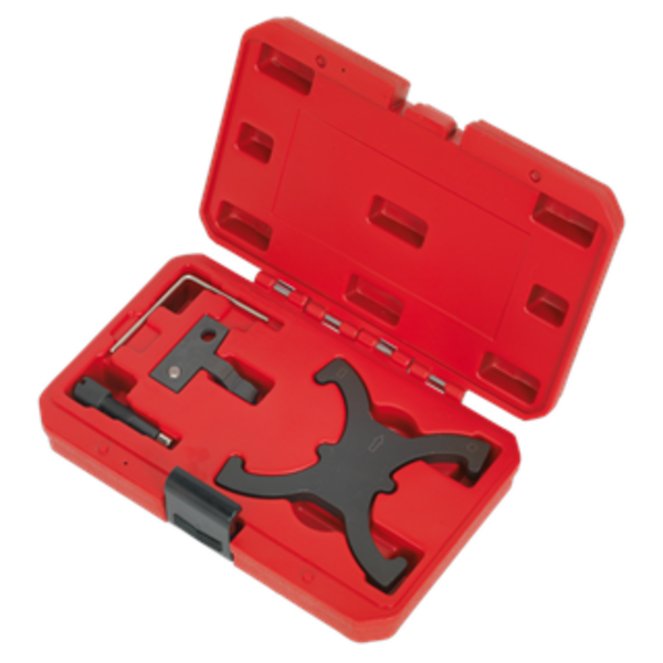 Sealey VSE6560 Petrol Engine Setting/Locking Kit - Ford, Volvo 1.6 EcoBoost - Belt Drive Thumbnail 2