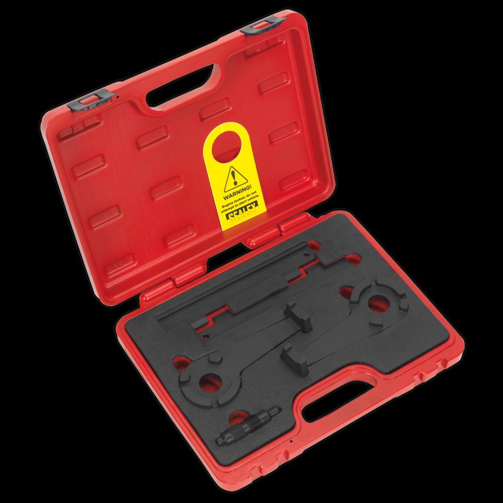 Sealey VSE7407 Petrol Engine Setting/Locking Kit - Audi 4.2 V8 - Chain Drive