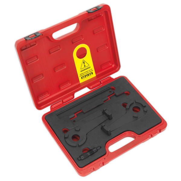 Sealey VSE7407 Petrol Engine Setting/Locking Kit - Audi 4.2 V8 - Chain Drive Thumbnail 1