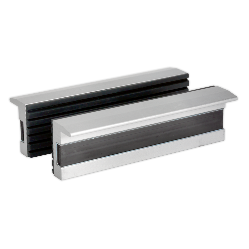Sealey VSJ100 Soft Jaws for Vices - 100mm