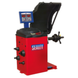 Sealey WB10 Wheel Balancer - Semi Automatic