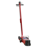 Sealey YAJ15-30LE Air Operated Jack 30tonne Telescopic Long Reach Low Entry