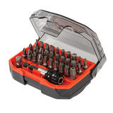 Dickie Dyer 627179 Premium Screwdriver Bit Set - 32 Piece