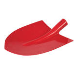 Silverline 283478 Frankfurter Shovel Powder-coated, hardened and tempered steel