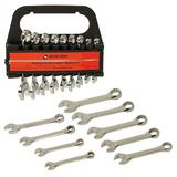 Dickie Dyer 560841 Stubby Combination Spanner Set (9 Piece)
