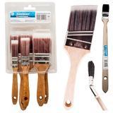 Silverline 7 Piece Paint Brush Kit