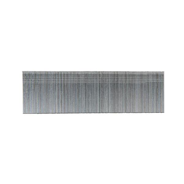 Fixman 974546 Galvanised Smooth Shank Nails 38mm x 1.25mm 18G 5000pk Thumbnail 2