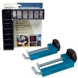 Rockler Clamp-It® Assembly Square Kit with 2 Fence Clamps