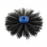 "Bailey Brothers Z5682 4"" Inch (102mm) Diameter Drain Brush"