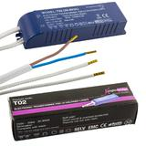 Knightsbridge T02 Electronic Transformer 20-60W (2 Pack)