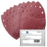40 Bond Abrasive Sanding Sheets For Bosch PSM 18 LI Multi-Sander Mixed Grit