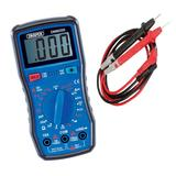 Draper 41817 DMM200 Digital Multimeter with Spare Probe Set