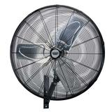 "Draper 09435 HVW24 Expert Industrial Wall Mounted Fan 24"" (600mm) 230V 250W"