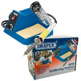 Draper 61478 SI400 40W Soldering Station Kit with 78592 SI400-TIP Spare Tip