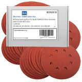 40 Bond Sanding Discs For Ryobi R18ROS-0 One+ Random Orbit Sander All Grades