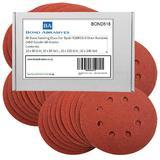 40 Bond Sanding Discs For Ryobi R18ROS-0 One+ Random Orbit Sander All Grades