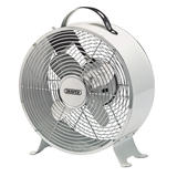 "Draper 08815 FAN15 Mini Drum Fan 8"" (200mm)"