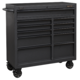 Sealey AP4111BE Rollcab 11 Drawer 1040mm with Soft Close Drawers