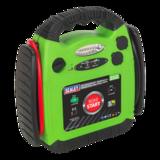 Sealey RS1312HV Roadstart Emergency Power Pack 12V 900 Peak Amps Hi-Vis Green