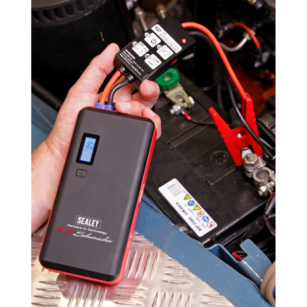 Sealey SL67S Jump Starter Power Pack 800A Peak Power - Lithium Thumbnail 5