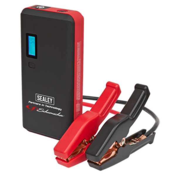 Sealey SL67S Jump Starter Power Pack 800A Peak Power - Lithium Thumbnail 1