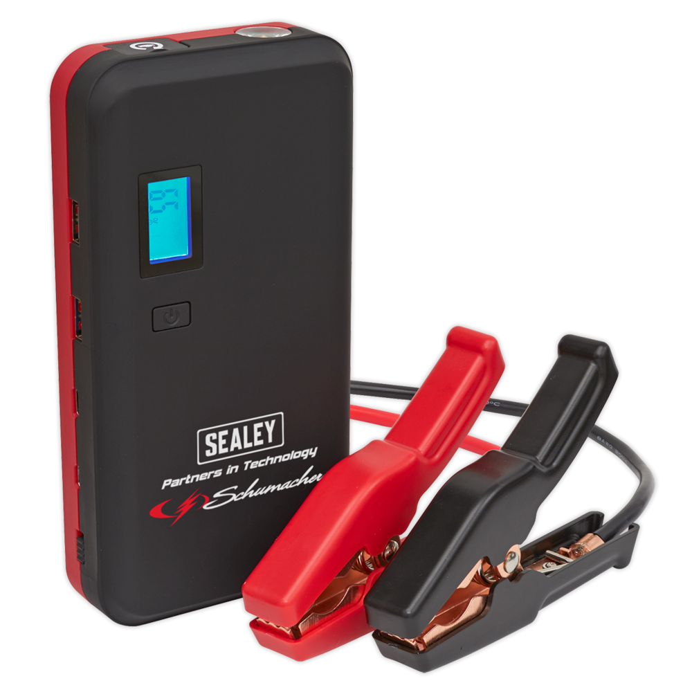 Sealey SL69S 1000A Lithium Jump Starter Power Pack
