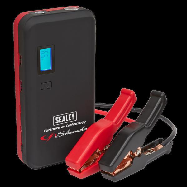 Sealey SL69S 1000A Lithium Jump Starter Power Pack Thumbnail 1