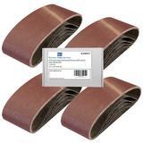 20 Bond Sanding Belts for Aldi Workzone Belt Sander WWS-BS900 900W 120 Grit Fine